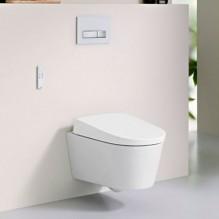 GEBERIT AQUACLEAN SELA - комбинираната тоалетна чиния с биде