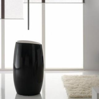 Мивка Moai 8603O  черно и бяло