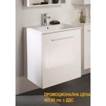 Долен шкаф с мивка SELNO VA SQUARE 500.994.00.1