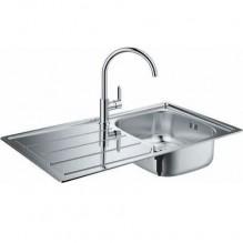 Кухненска мивка и смесител K200 + BauEdge