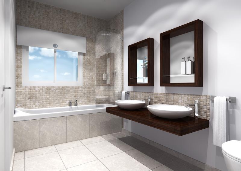 3D проектиране на бани